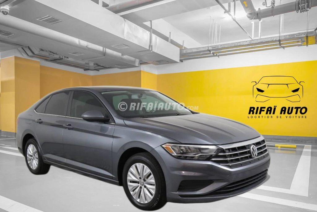 Rent Jetta Volkswagen in Casablanca