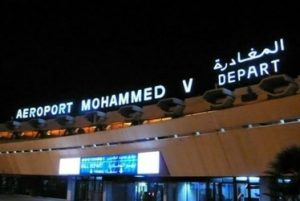 Casablanca Mohammed V Luchthaven